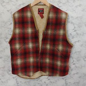 Vintage Wool Blend Vest